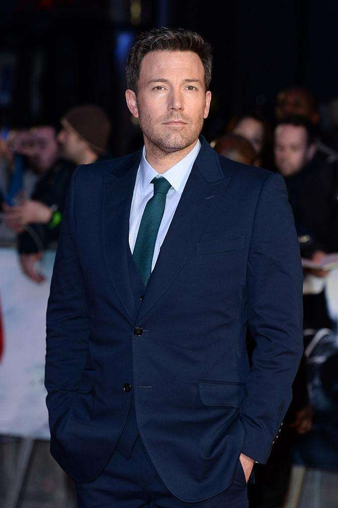 Ben Affleck revealed in a Facebook post Tuesday,