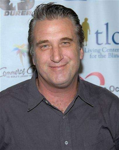 Daniel Baldwin did nine stints in rehab for