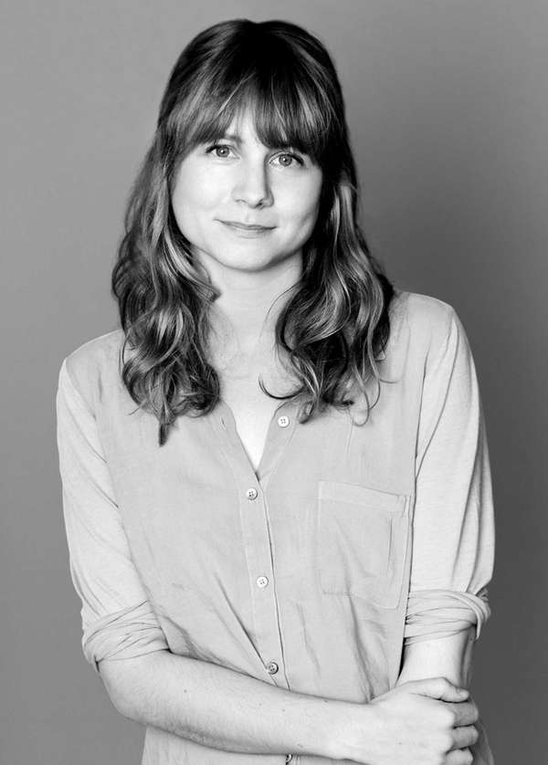 Playwright Annie Baker (quot;The Flickquot;)