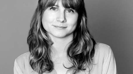 Playwright Annie Baker (