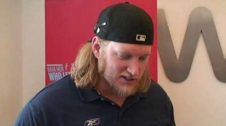 Kidsday interview: Nick Mangold