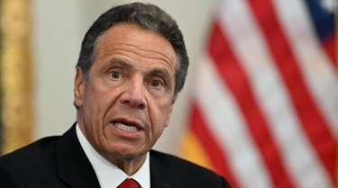 Gov. Andrew M. Cuomo said the increase to