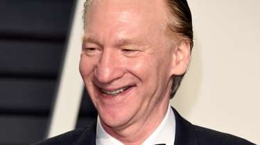 "Bill Maher's series ""Real Time"" has been renewed"
