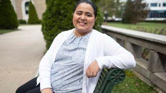Gabriela Castillo, executive director of Nassau County's Office