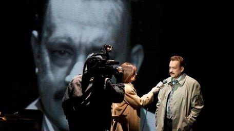 Tom Hanks, Deirdre Lovejoy and Stephen Tyrone Williams