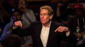 "ESPN's controversial ""First Take"" show featuring Skip Bayless"