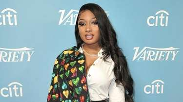 Megan Thee Stallion attends Variety's Hitmakers Brunch on
