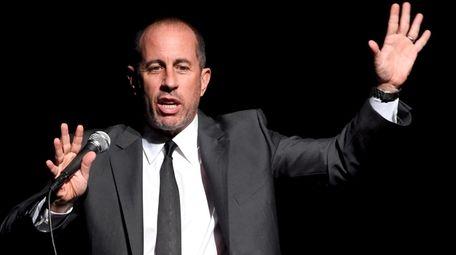 Massapequa-raised Jerry Seinfeld has a new book coming