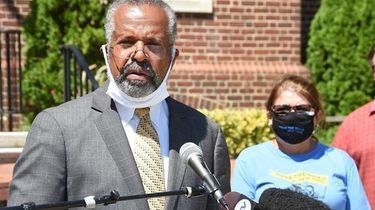 Attorney Frederick K. Brewington is representing the Latino
