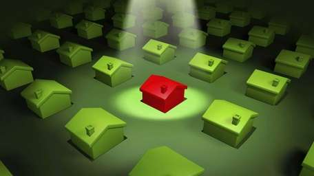 When real estate agents list their own homes,