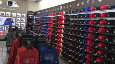 The new MLB flagship store on 51st Street