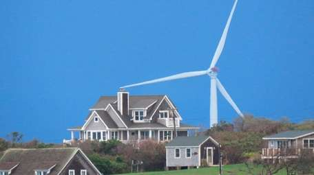 Deepwater Wind operates an offshore wind plant, the