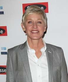 Ellen DeGeneres arrives at a party in Melbourne,