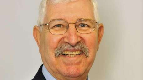 Anthony Parlatore, 66, of Stony Brook, was elected