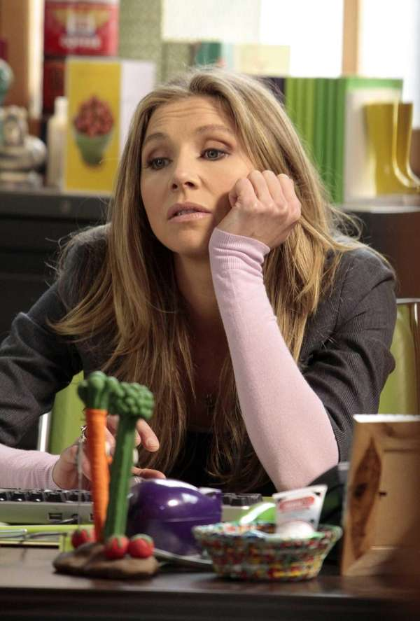 "Sarah Chalke stars in ""How To Live With"