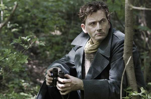 Mercier (David Tennant) in in BBC America's