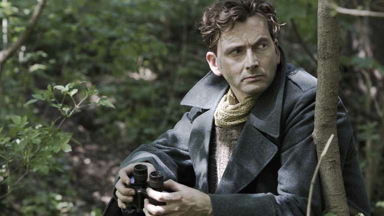 Mercier (David Tennant) in in BBC America's