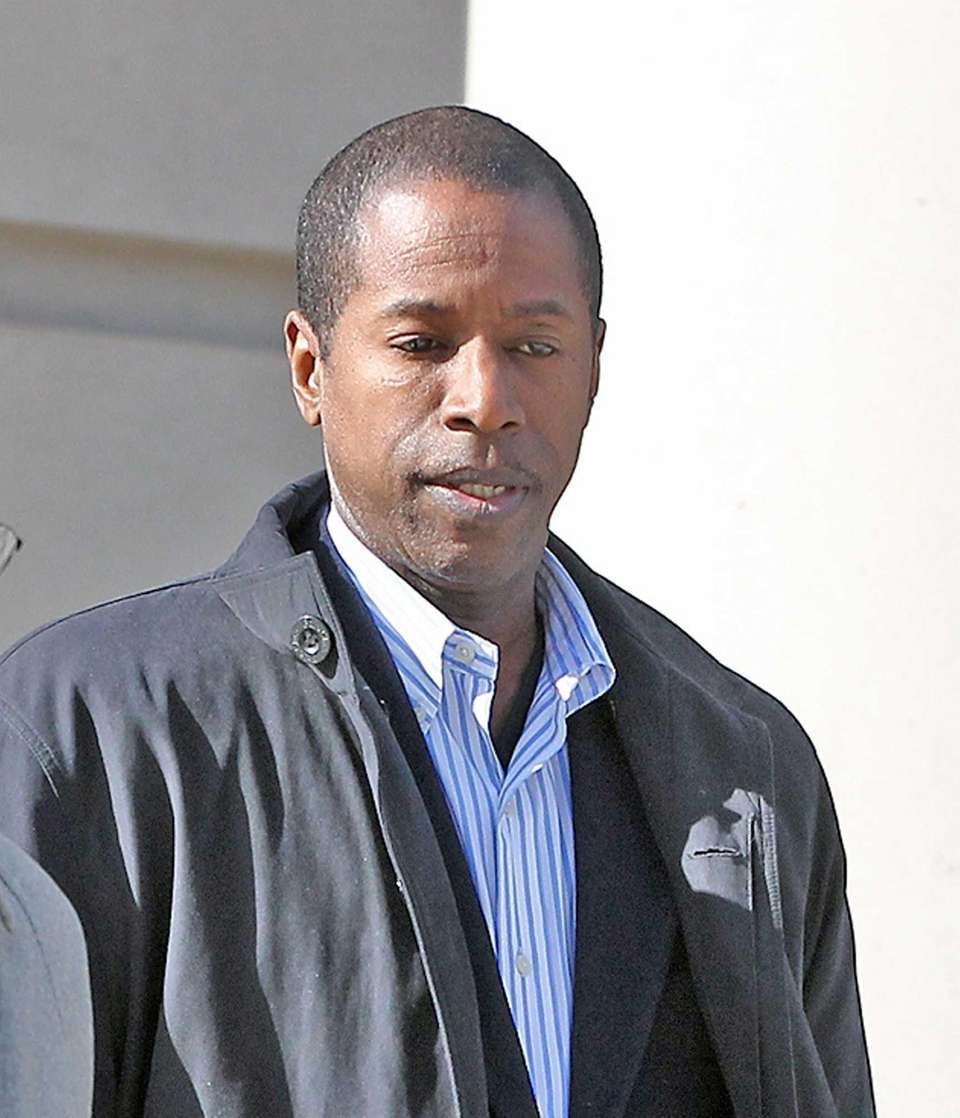 State Sen. Malcolm Smith leaves federal court in