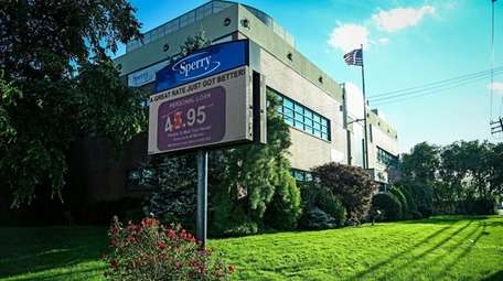 Sperry's lone office in Garden City Park will