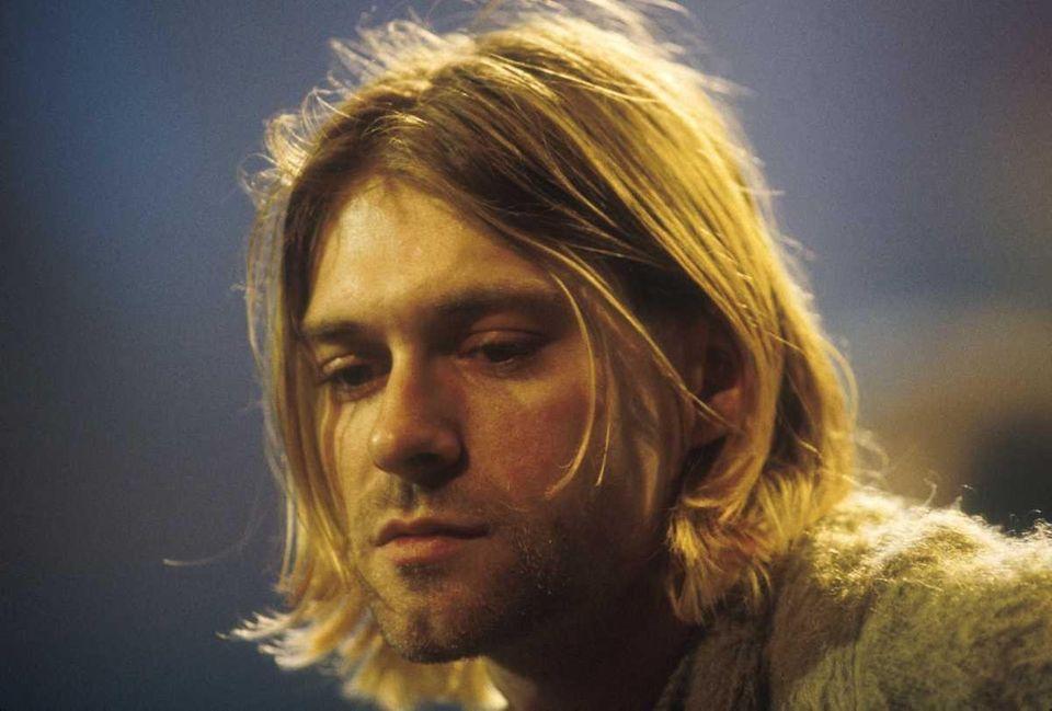 Kurt Cobain (Feb. 20, 1967 - April 5,