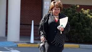 Spring Valley Mayor Noramie Jasmin leaves her office