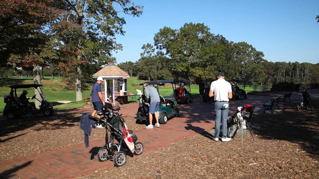 Golf has seen a revival on Long Island,