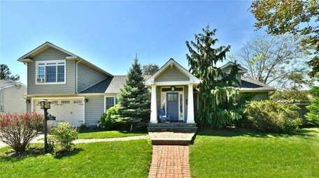 Priced at $749,999 and located on Leonard Drive