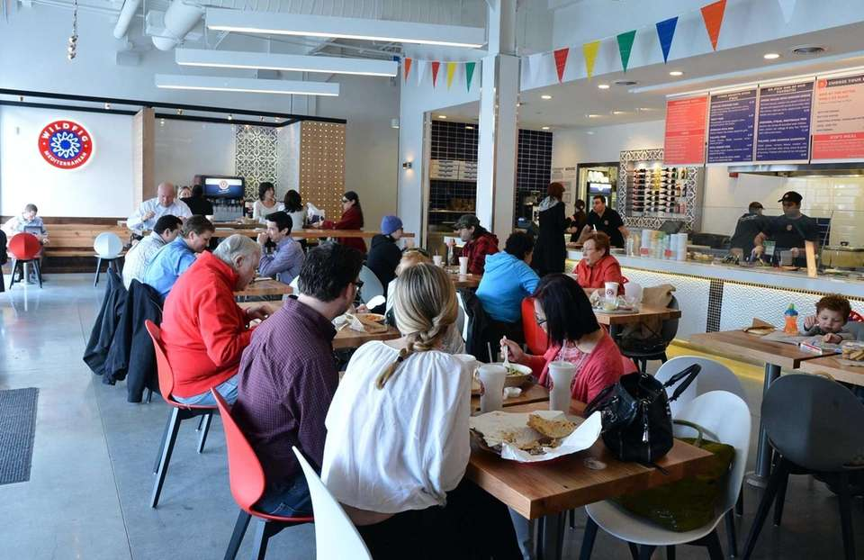 Wild Fig features a cafeteria-style branch in Roslyn.