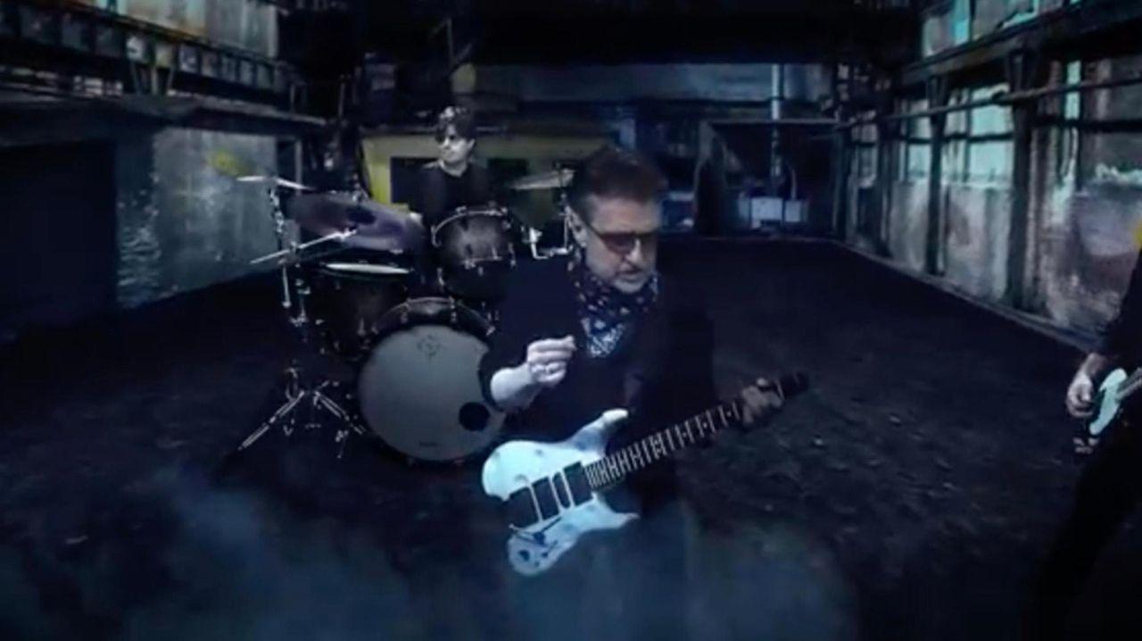 Blue Öyster Cult's new video,