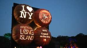 The Great Jack O'Lantern Blaze, a long-running tradition