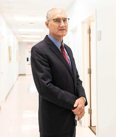 Dr. David Flomenhaft, Director of Behavioral Health Services