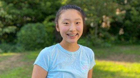 Rachel Woo, 15, of Great Neck.