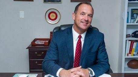 Ron Masera, president of the Suffolk County School