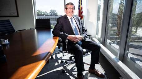 Northwell Health president and CEO Michael J. Dowling