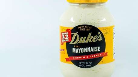 Southern brand Duke's mayonnaise is available at Lidl