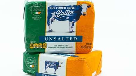 Lidl has competitive prices on Irish butter, a