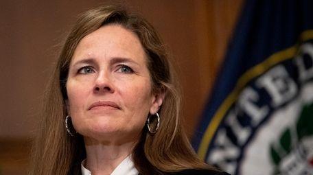 Supreme Court nominee Judge Amy Coney Barrett on