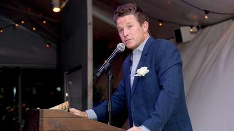 Billy Bush speaks onstage during the imagine1day Visionary