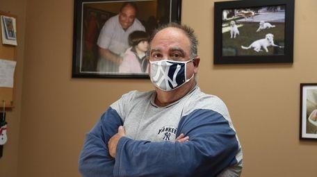 Tony Felicio, president of the Connetquot Teachers Association,