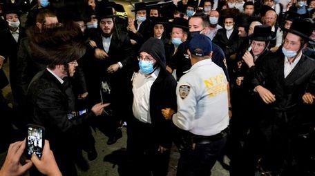 Jacob Kornbluh, a reporter for Jewish Insider, is