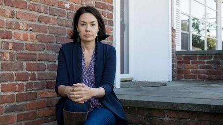 Heather Parrott, an associate sociology professor and chair