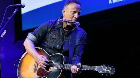 Bruce Springsteen is among the guests for HBO's
