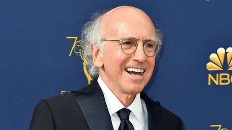 Larry David met his new wife at a