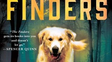 """The Finders"" is Jeffrey B. Burton's new mystery"