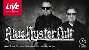 Blue Öyster Cult members Buck Dharma and Eric