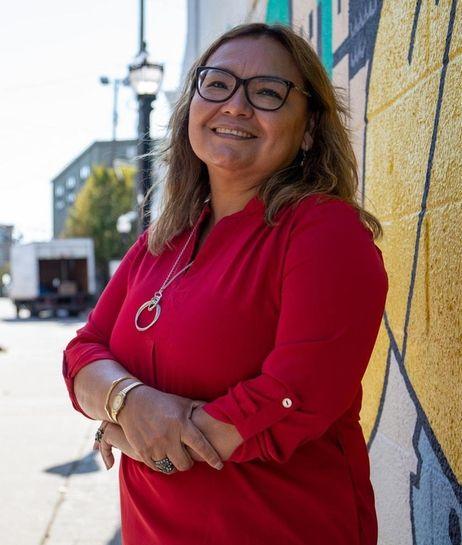 Martha Maffei, executive director of the nonprofit women's