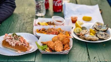 The 2020 Oyster Festival will be virtual.