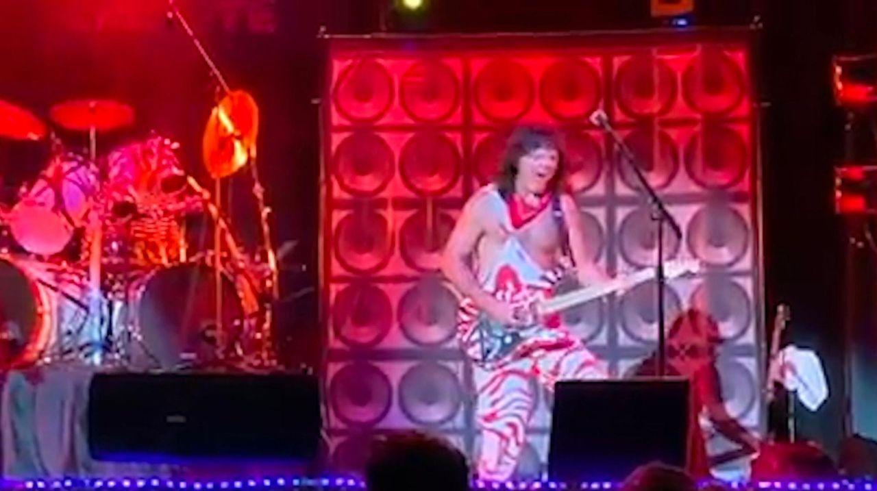Long Island Van Halen tribute band Completely Unchained