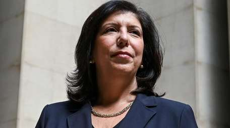 Nassau County District Attorney Madeline Singas expressed doubts