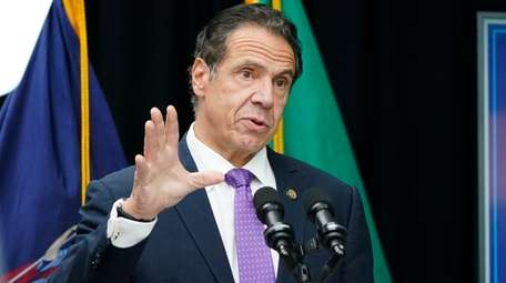 Gov. Andrew M. Cuomo said Monday that New